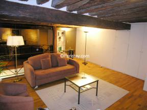 Apartment Ile Saint Louis Poulletier - 1 bedroom