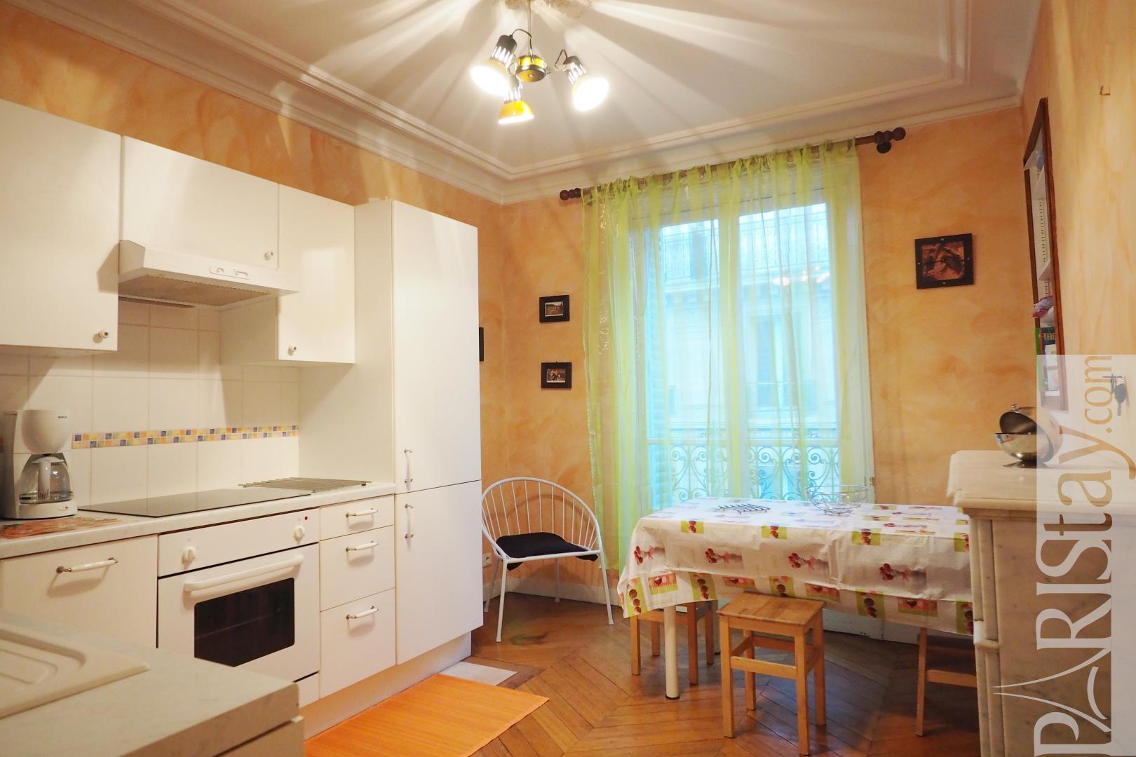 paris location meubl e appartement type t2 pasteur cosy. Black Bedroom Furniture Sets. Home Design Ideas