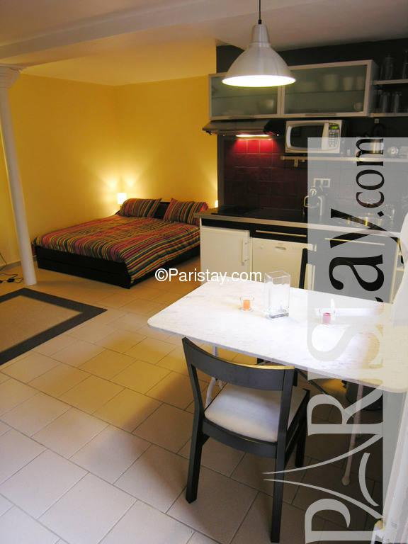 Paris location meubl e appartement type t1 fosses saint - Salon saint jacques neuville saint remy ...