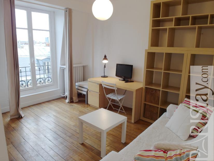 1 Bedroom Paris Long Term St Germain Des Pres 75006 Paris