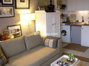 Apartment Ile Saint Louis 2 Ponts - studio