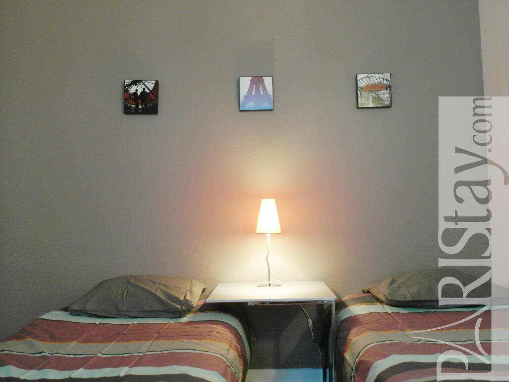 Paris Location Meubl E Appartement Type T3 Montagne Ste