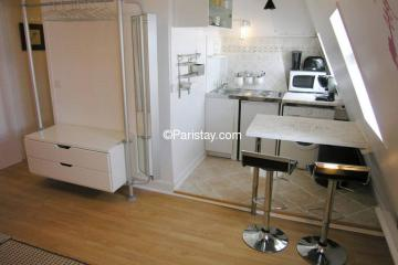 Apartment Lauriston Etoile 1bed