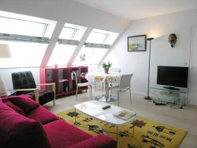 Apartment Pompidou Terrace - 2 bedrooms