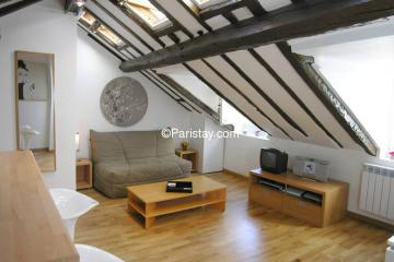Apartment Turenne Classic Studio