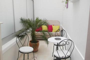 Apartment Bougainville terrace