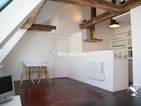 Appartement Cite thouars - type T2