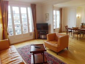 Apartment Bastille Premium balcony - 2 bedrooms