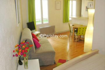 Apartment Turenne Cosy Studio