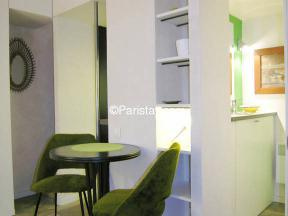 Apartment Hauteville Green - studio
