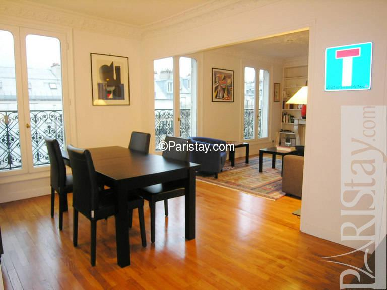 Apartment St Michel Boulevard Paris 6rd Quartier Latin