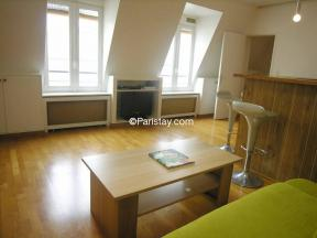 Appartement Marais 1 bed - type T2