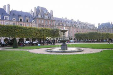 Apartment Marais 1 bed