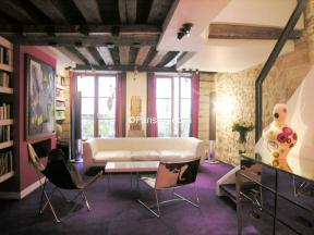 Apartment Marais Cosy Duplex - 2 bedrooms