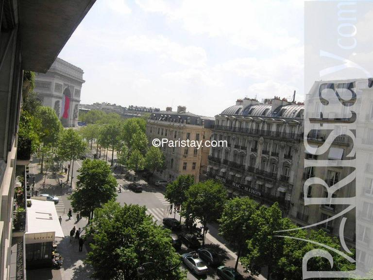 Paris Apartment Rentals Champs Elysees