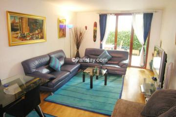 Apartment Emeriau 2 beds