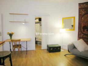 Appartement Ramey - T1 studio