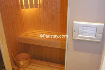 Appartement Luxury Sauna 2 beds