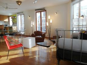 Apartment Canal Saint Martin - 1 bedroom