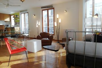 Appartement Canal Saint Martin