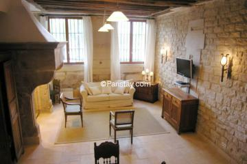 Appartement Ile Saint Louis Anjou studio