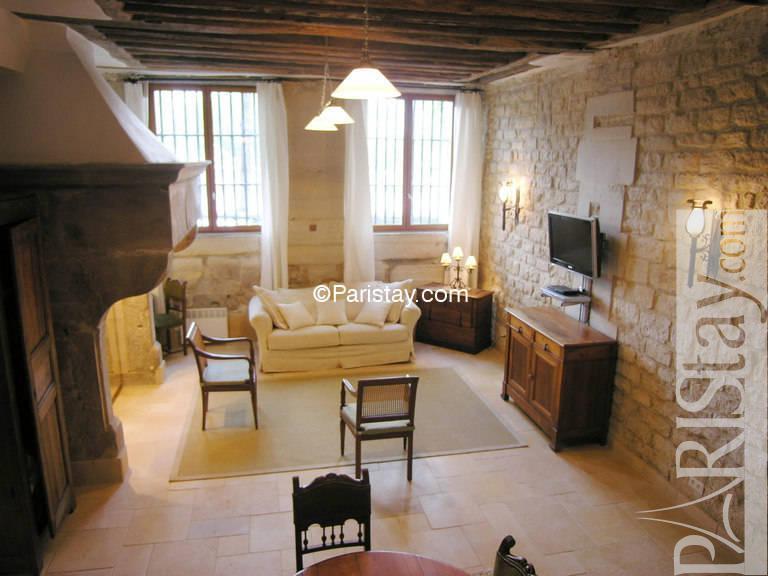 our paris apartment rentals on ile saint st louis short term rentals