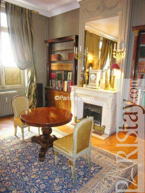 Apartment rental Paris champs elysees Champs Elysees 75016 ...