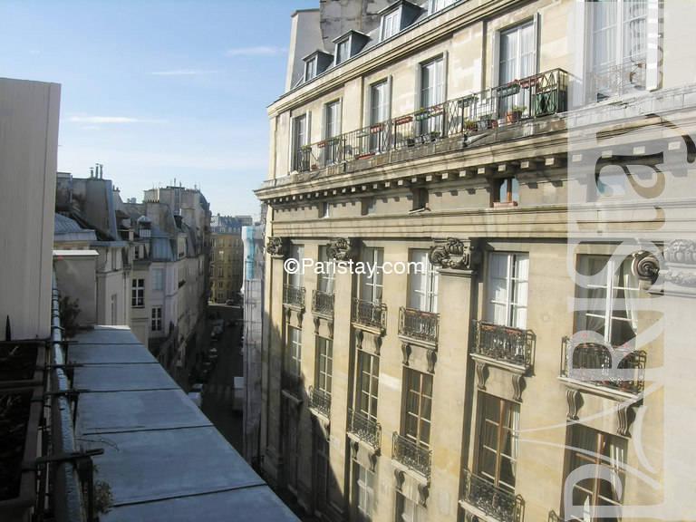 Paris location meubl e appartement type t2 victoire terrace for Location appartement t2 bordeaux victoire