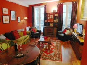 Apartment Louvre museum 2BR - 2 bedrooms