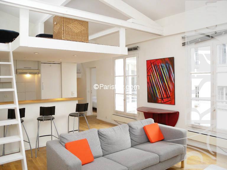 2 Bedroom Duplex Apartment For Rent In Paris Long Term Rental Le Marais Le Ma