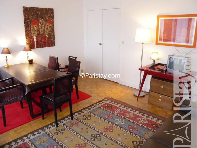 Paris location meubl e appartement type t2 cherche midi for Cherche appartement paris
