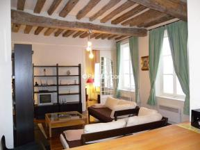 Apartment Ile St Louis Anjou Chic - 1 bedroom