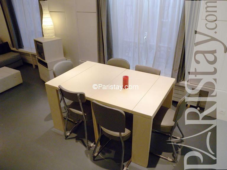 Paris Location Meubl E Duplex Type T4 Montmartre Duplex