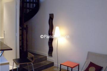 Apartment Rennes Duplex 1 bed