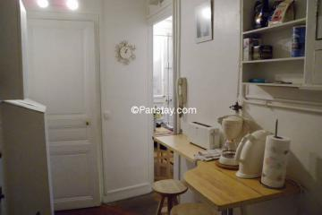 Appartement Saint Germain 1 bed