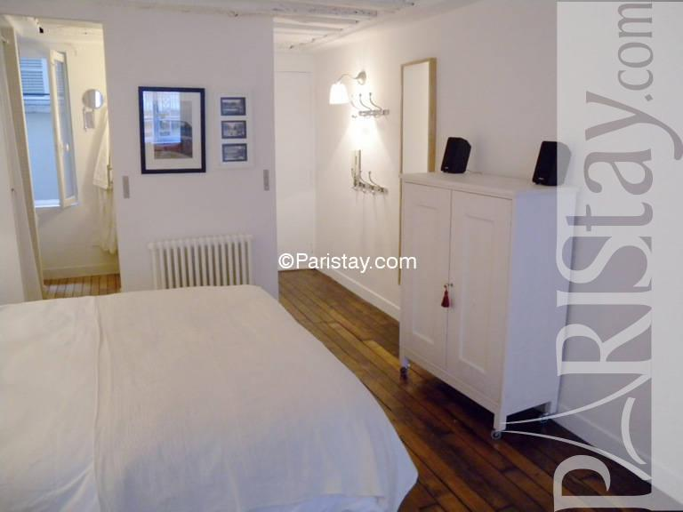 Paris Location Meubl E Appartement Type T2 Louvre Royal