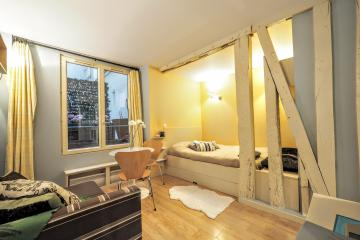 Apartment Chatelet Studio