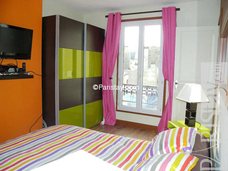 paris one bedroom apartment for rent amelie republique