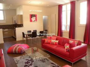 Appartement Monceau 5 - type T3