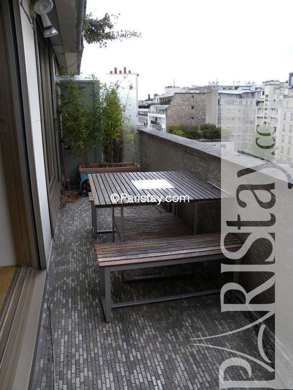 Jasmine Terrace: One Bedroom Apartment For Rent In Paris Maison De La Radio