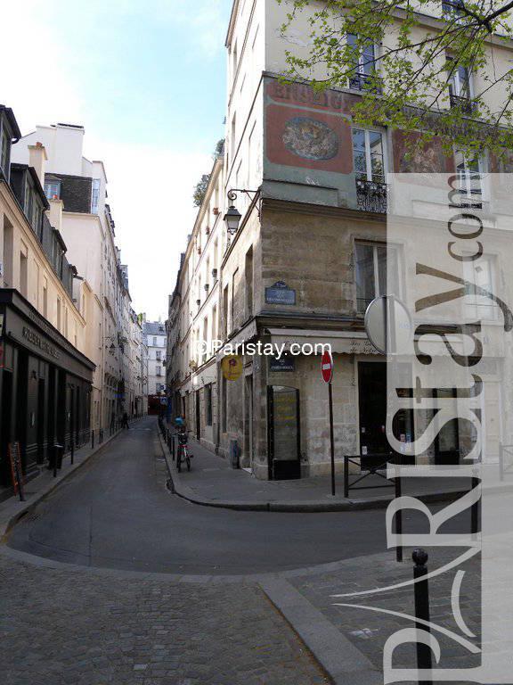 Paris Apartments For Rent In The Latin Quarter