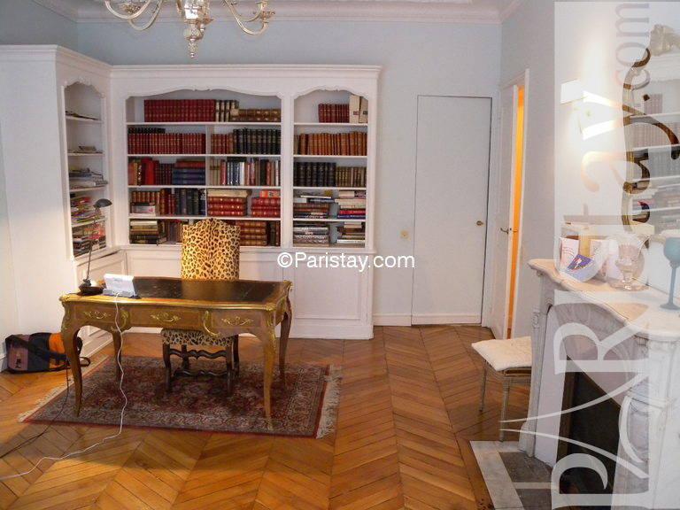 Two Bedroom Apartment For Rent In Paris Ile St Louis 75004