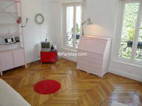 Appartement N.D des Champs Luxembourg - T1 studio