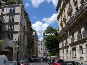 Apartments rental paris near port royal metro station line - Station metro jardin du luxembourg ...