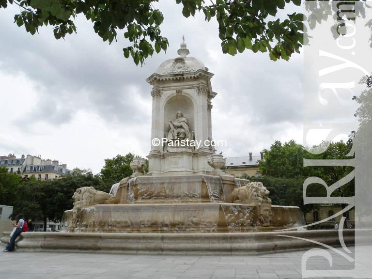 Paris location meubl e appartement type t1 studio canettes 15 - Location meublee paris 15 ...