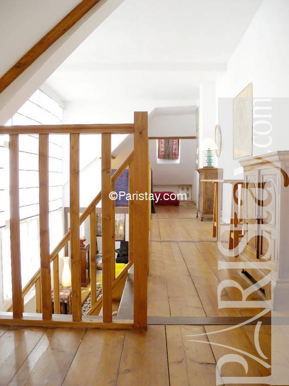 Paris location meubl e appartement type t2 greneta mezzanine - Kind mezzanine kantoor ...