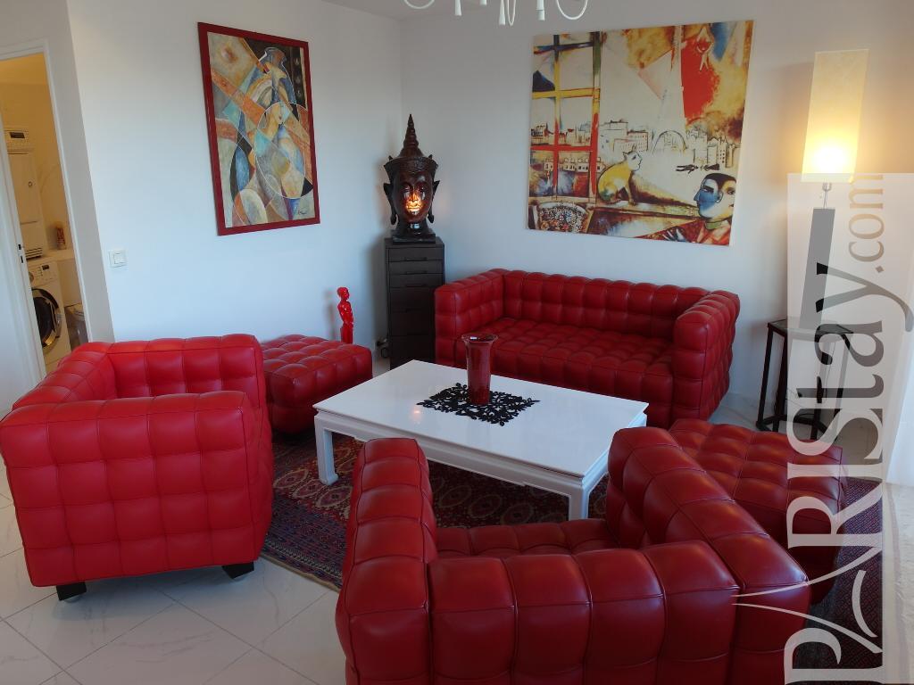 Eiffel chair living room - Living Room