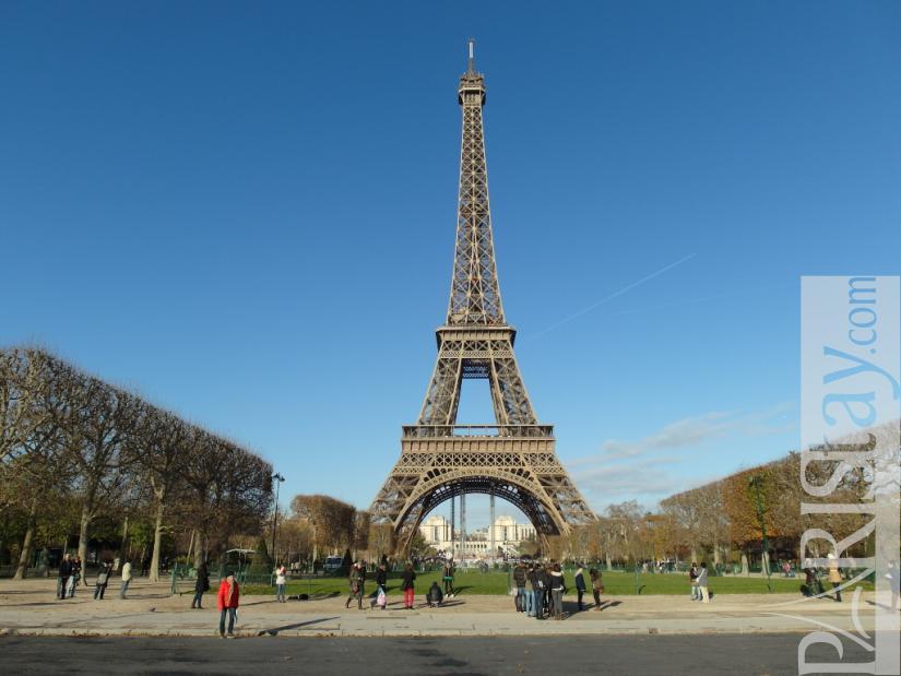 Paris Apartments For Rent Eiffel Tower View