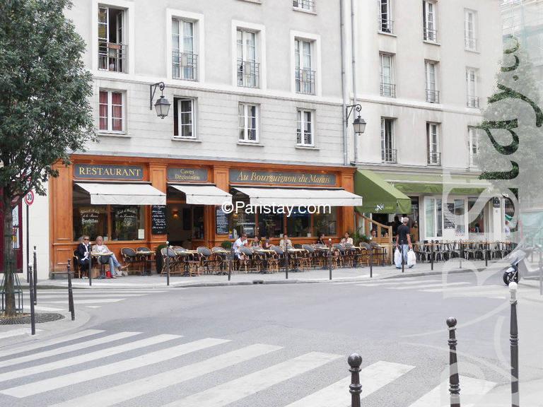 one bedroom apartment for rent in paris le marais st paul