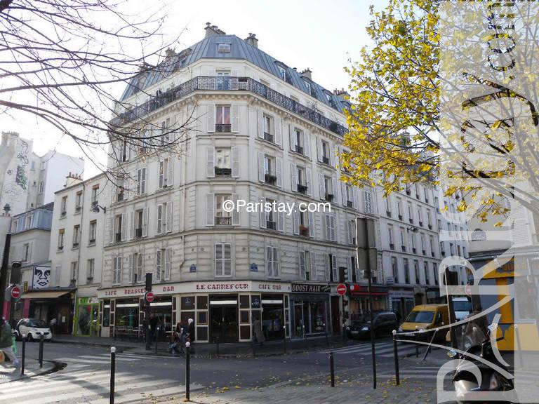 One Bedroom Furnished Apartment Long Term Rental Paris